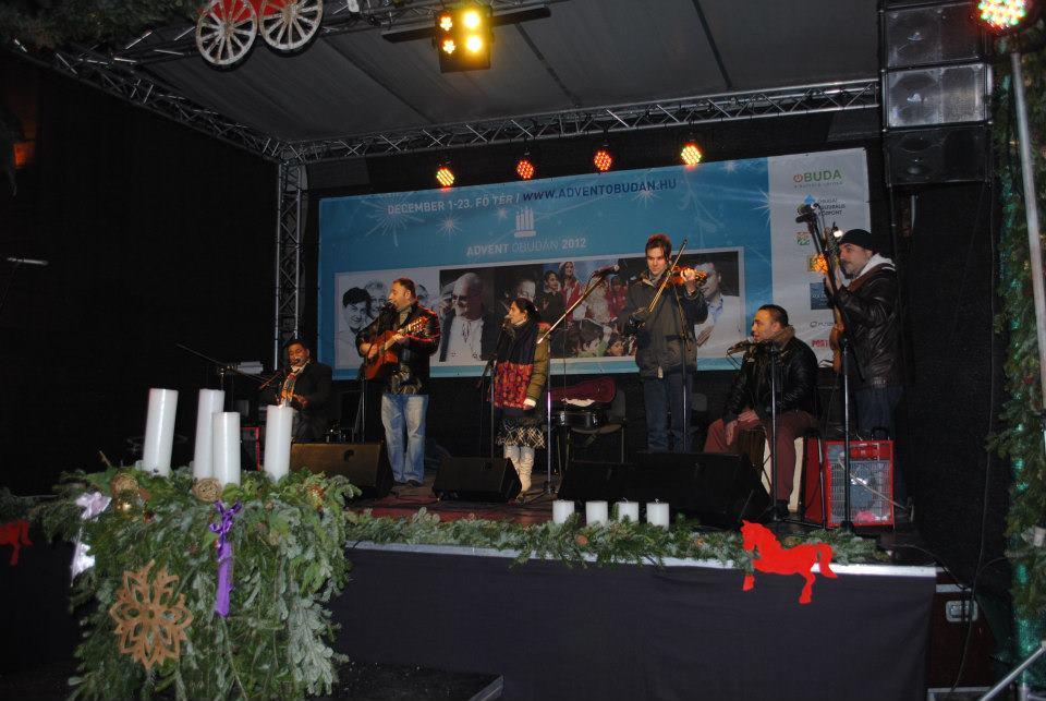 Romengo koncert Óbudán